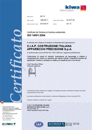 certificato-ambientale-ciap-ingranaggi